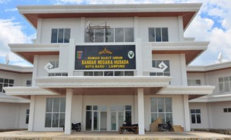 Lampung Mantabkan RS Bandar Negara Husada Jadi Pusat Penanganan Covid-19