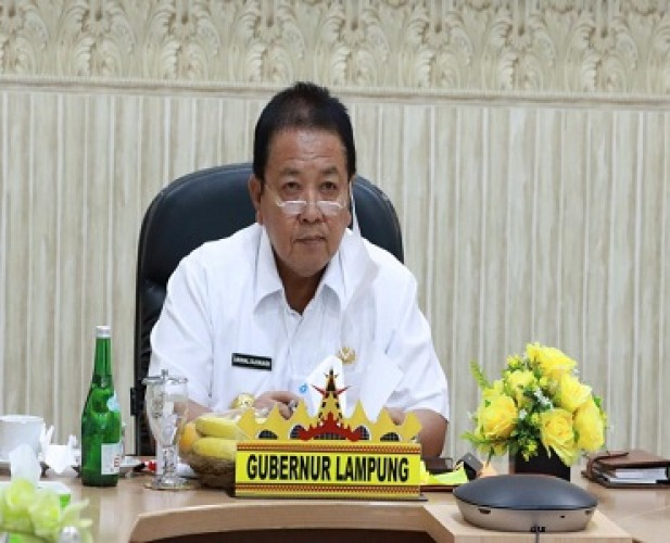 Lampung Masuk Klaster Provinsi Terinovatif dalam IGA 2020