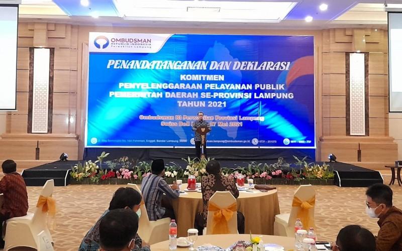 Lampung Miliki 30 Kasus di KPK