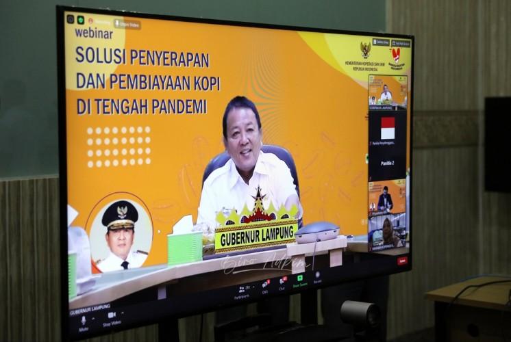 Lampung Pacu Tiga Komoditas Unggulan