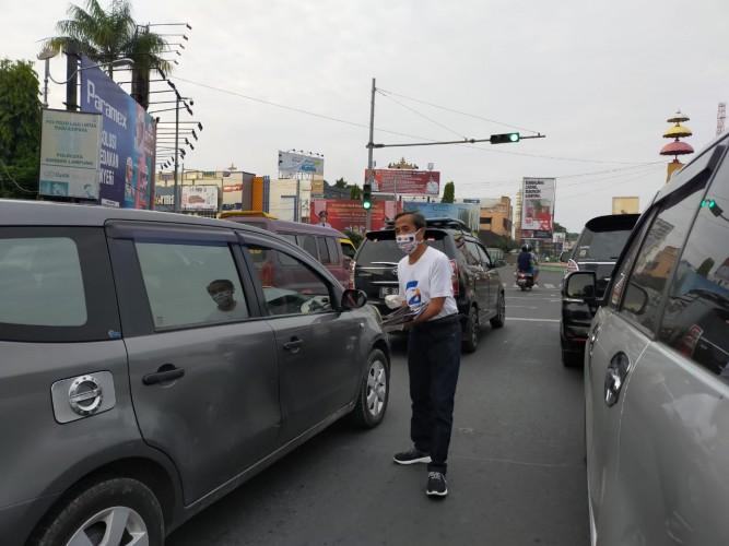 Lampung Post Beri Promo Spesial dan Bagikan Koran Gratis