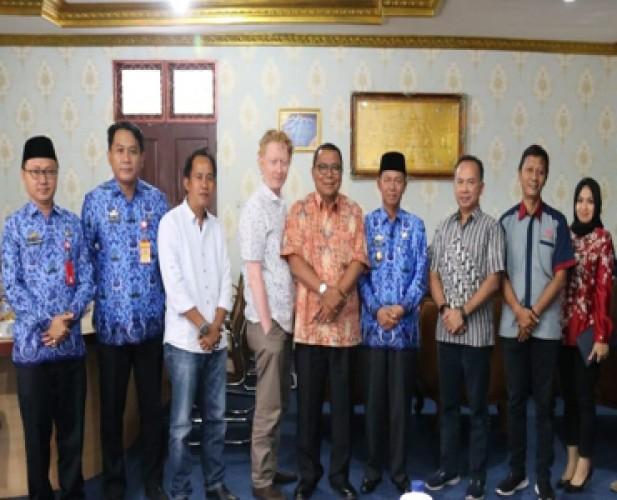 Lampung Post dan Pemkab Lampura Komitmen Tingkatkan Sinergitas