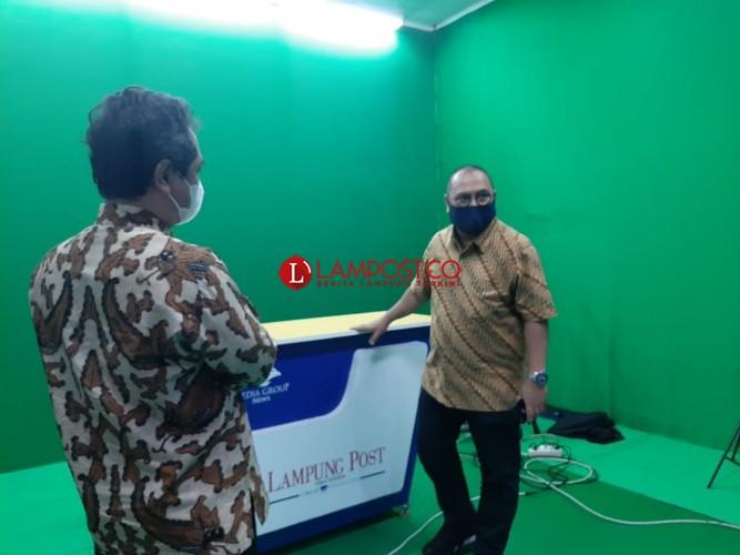 Lampung Post Diharapkan Pimpin Industri Digital Sumbagsel