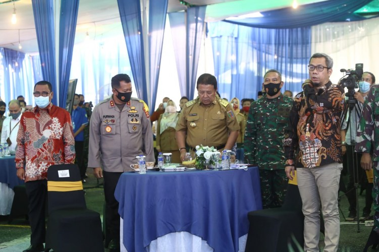 Lampung Post Dorong UMKM Lokal di Tengah Pandemi