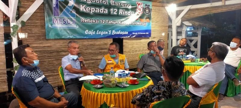 Lampung Post Jadi Bagian dari Sejarah Pemekaran Mesuji
