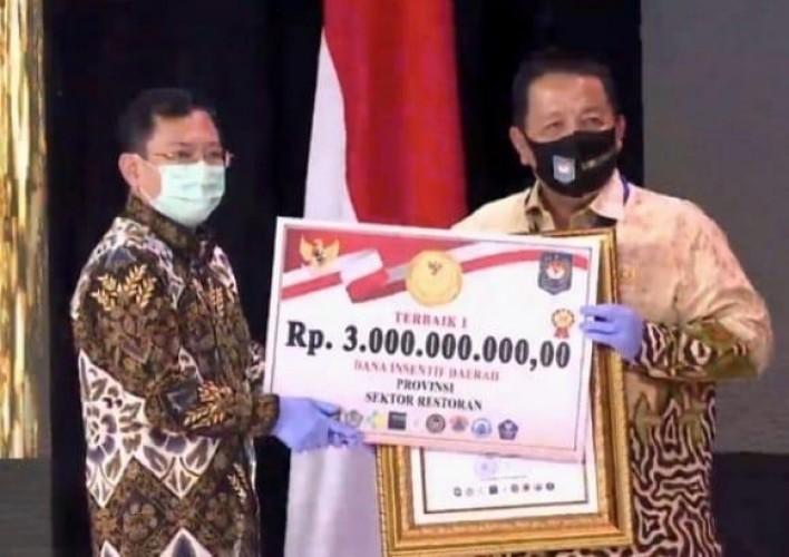 Lampung Raih 23 Penghargaan Nasional Sepanjang 2020