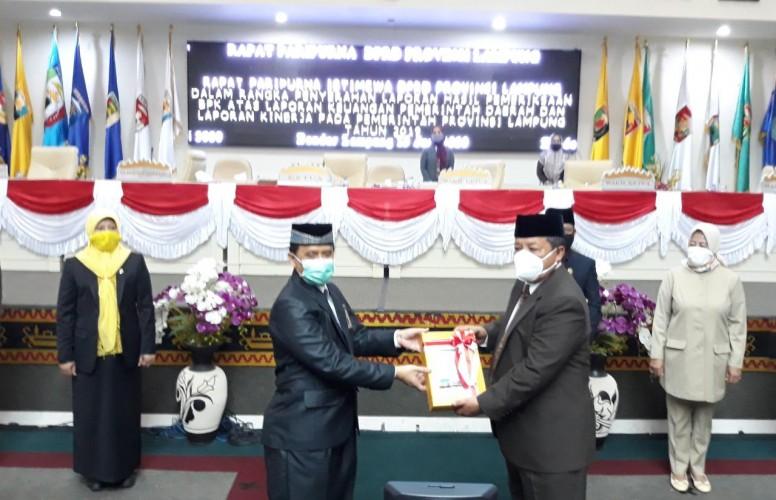 Lampung RaihOpini Wajar Tanpa Pengecualian