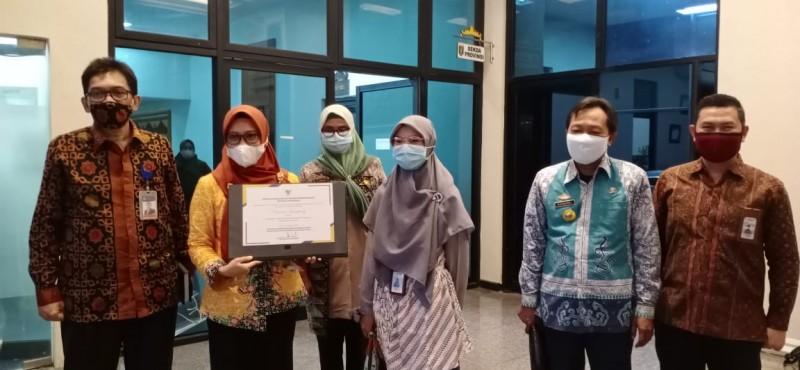 Lampung Raih Penghargaan Peringkat Kedua dalam Pengendalian Inflasi