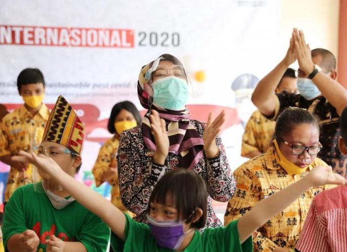 Lampung Rangkul Disabilitas Fasilitasi Pelayanan Berkelanjutan