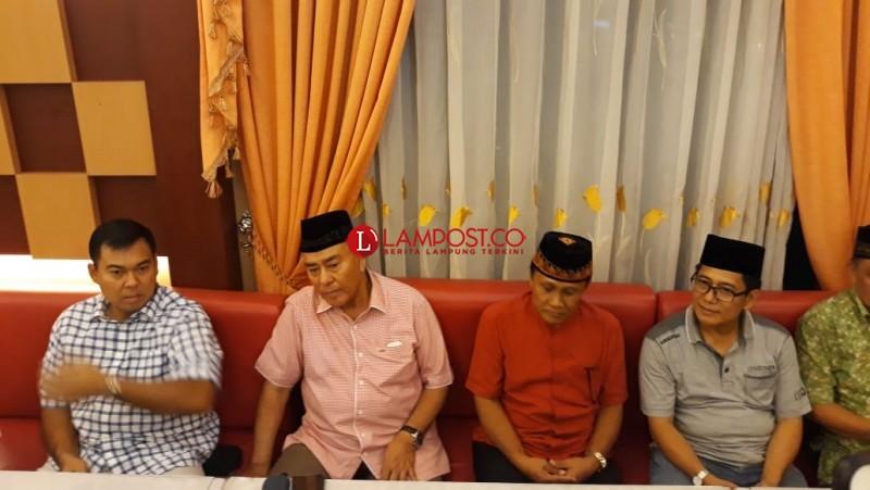 Lampung Sai Menyatukan Seluruh Pihak, Bukan Alat Berpolitik