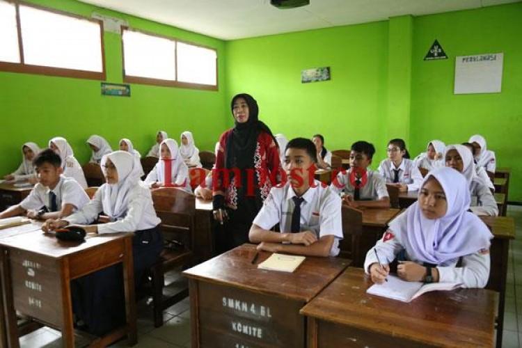 Lampung Selatan Edarkan Surat Tentang Akhir Tahun Pelajaran