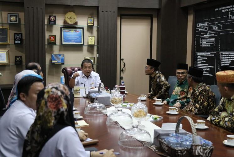 Lampung Siap Jadi Tuan Rumah Muktamar NU