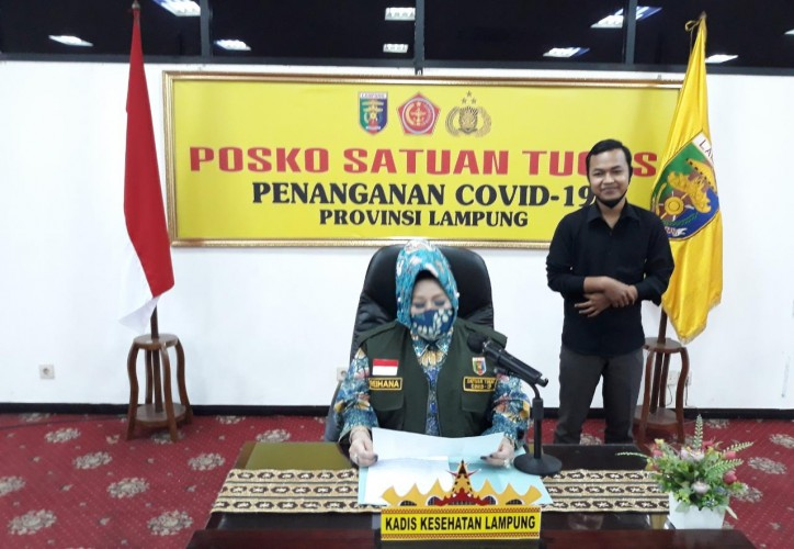Lampung Siap Jalankan Inpres Covid-19