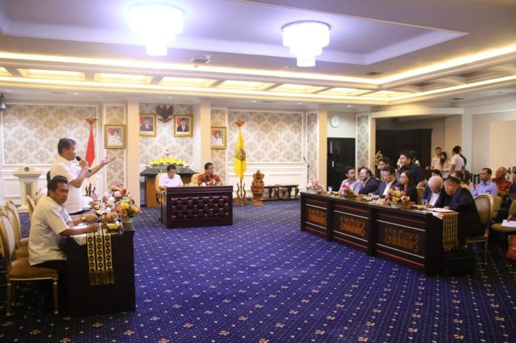 Lampung Siap Penuhi Kebutuhan Ternak Tiongkok