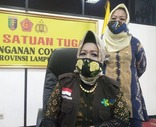 Lampung Siapkan Logistik Vaksinasi Covid-19