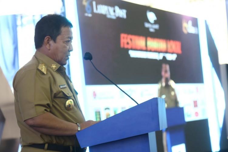 Lampung Sumbang 40 Persen Kebutuhan Komoditas DKI Jakarta