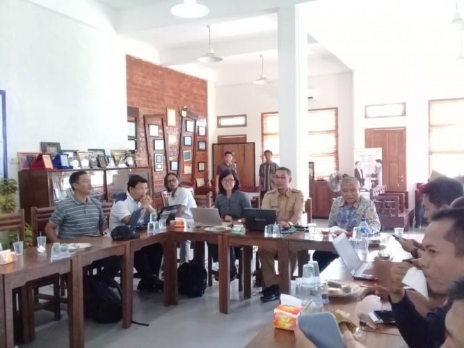 Lampung Sustanaibility Award Beri Penghargaan Jurnalis
