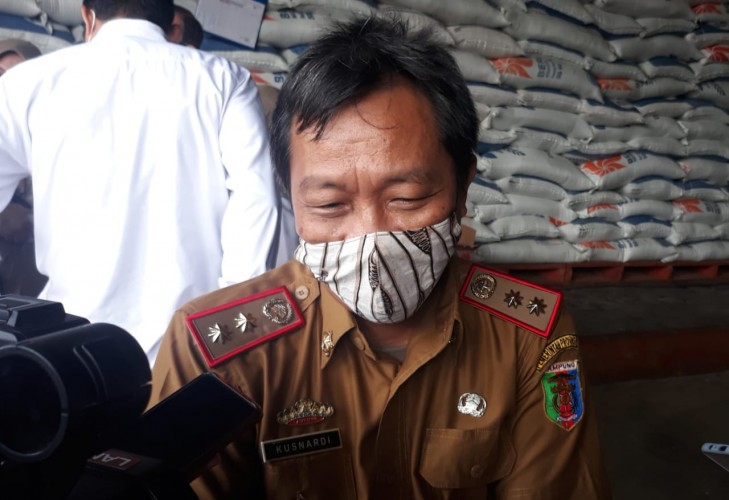 Lampung Targetkan 3 Juta Ton Gabah Kering Giling pada 2021