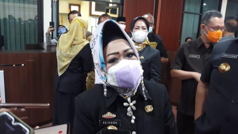 Lampung Terima Sejuta Dosis Vaksin Lanjutan