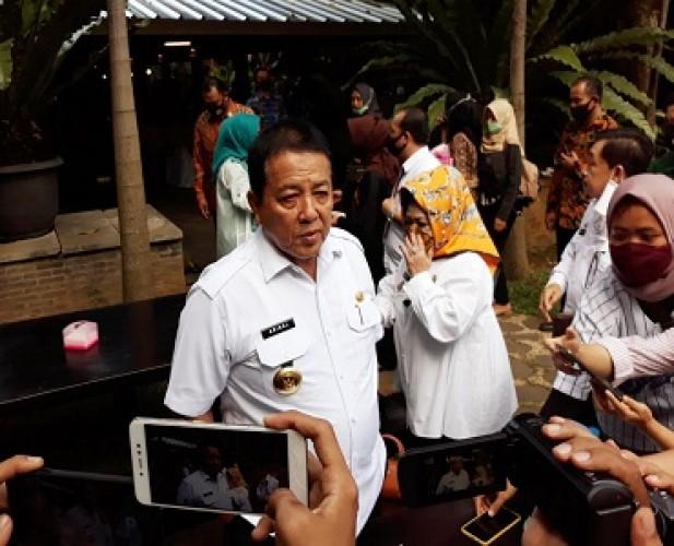 Lampung Terus Bersiap Mengantisipasi <i>Second Wave</i> Penyebaran Covid-19