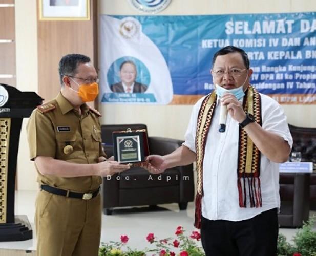 Lampung Terus Pacu Perkembangan Potensi Kelautan dan Perikanan