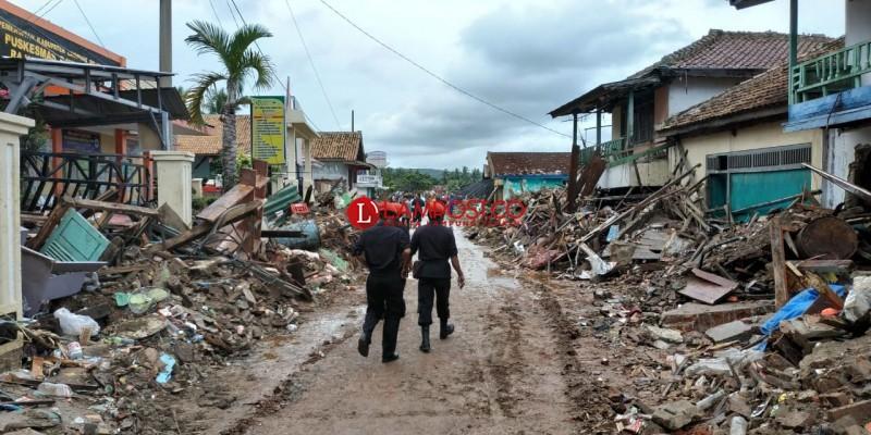 Lampung Tetapkan Jadi Daerah Tanggap Bencana