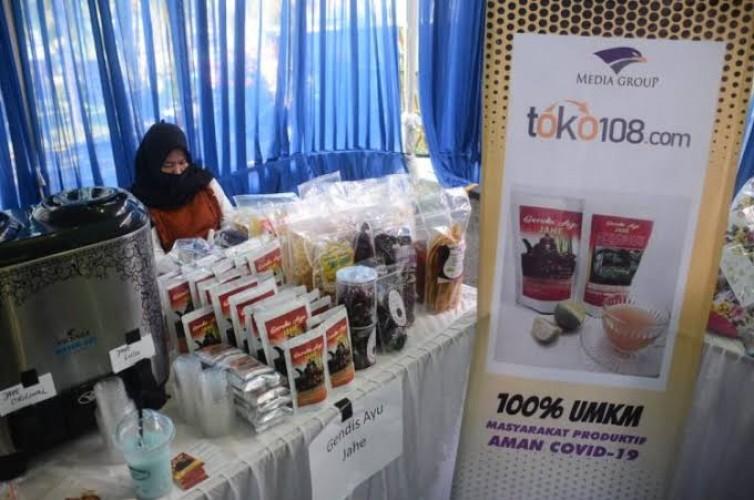 Pemprov Lampung Usulkan 94.432 UMKM Dapat Bantuan Produktif