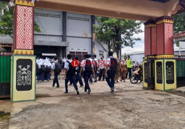 Lampung Utara Mulai Belajar Tatap Muka