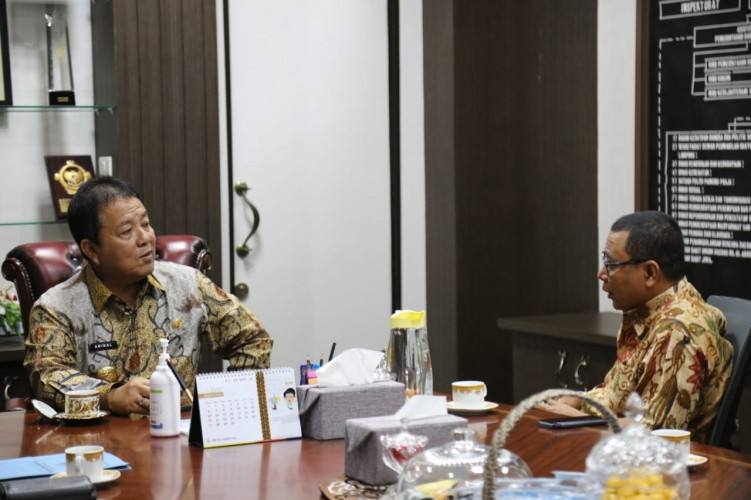 Lampung Wujudkan Bandara Embarkasi dan Asrama Haji Ramah Jemaah