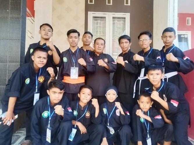 Lampura Sabet 8 Medali di Lampung Internasional Championship V