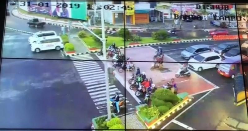Langgar Rambu Lalu Lintas di Jalan, Siap-Siap Kena Tegur Operator ATCS