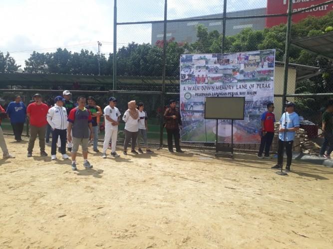 Lapangan Baru Bisbol di Itera Dibangun Tahun Ini