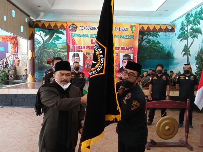 Lapbas Lestarikan Seni Budaya Banten di Lampung