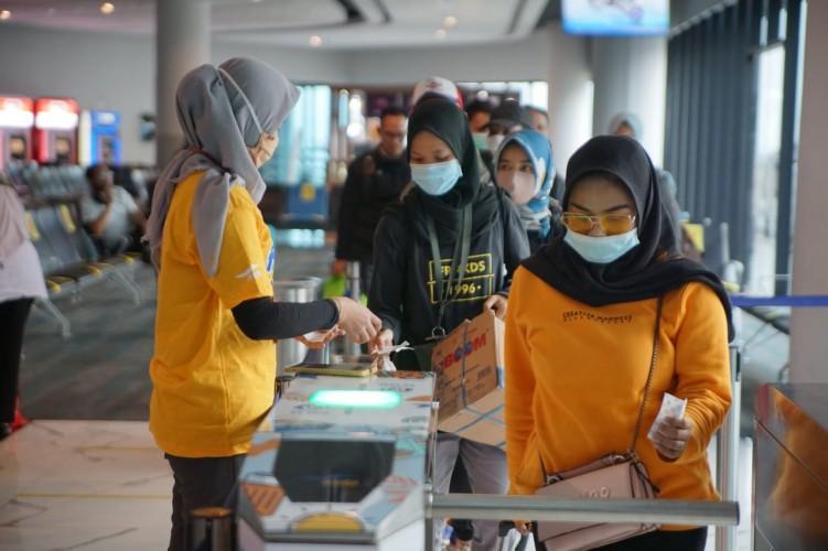 Larangan Mudik, ASDP Setop Penjualan Tiket OnlinePelabuhan Bakauheni