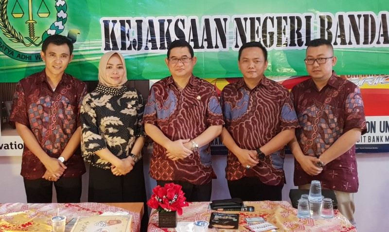 Layanan Hukum Daring Gratis untuk Masyarakat Dipersiapakan Kejari Bandar Lampung