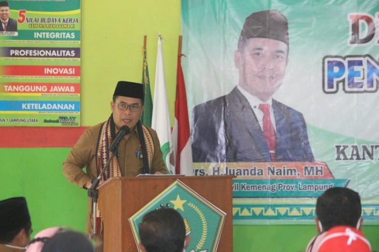 LAZ ABA Terdaftar di Kemenag Lampung Sejak 2017