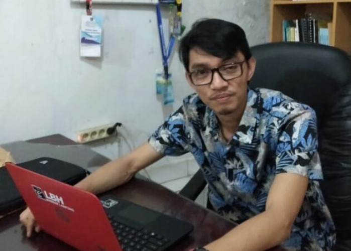 LBH Bandar Lampung Kawal Kasus Suap KPU Tulangbawang