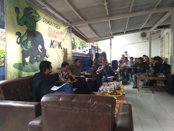 LBH Bandar Lampung Tolak Revisi UU KPK