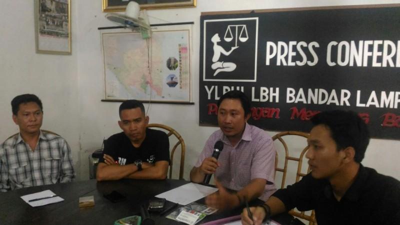 LBH Segera Layangkan Gugatan ke Pemkot Bandar Lampung