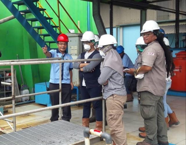 LDC Penuhi Kebutuhan Ekspor Minyak Sawit Ribuan Ton