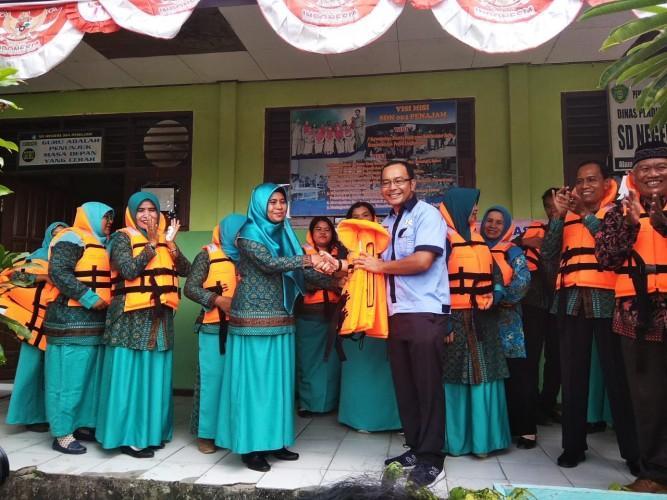 LDC Rintis Sekolah Masa Depan di Penajam Kaltim