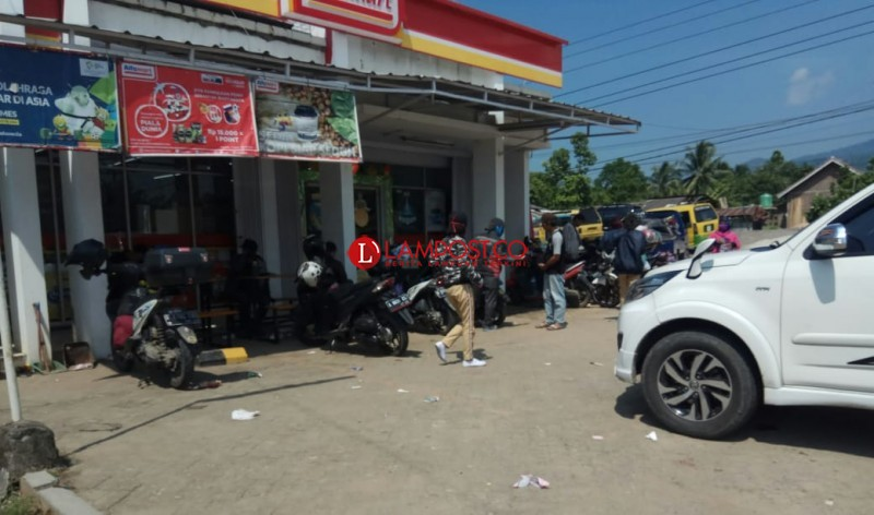 Lebaran, Parkir Gratis Tak Berlaku di Minimarket Lamsel