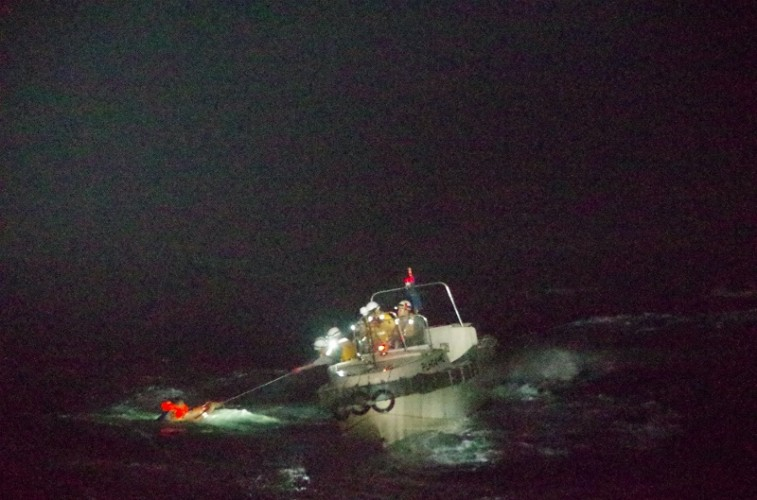 Lebih dari 40 ABK Kapal Kargo Bermuatan 6 Ribu Sapi Belum Ditemukan