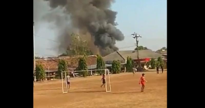 Ledakan di Brimob Terjadi di Gudang Penyimpanan Sisa Bom