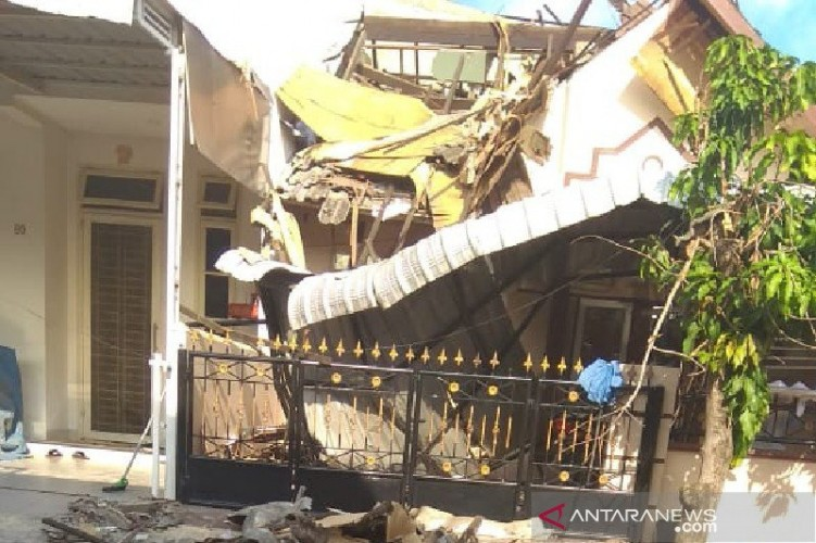 Ledakan di Deli Serdang Bukan Bahan Peledak