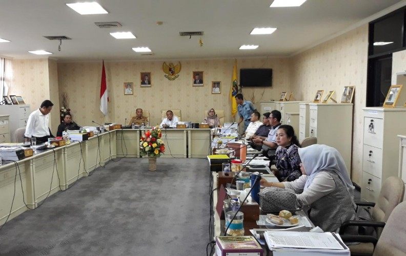 Legislatif - Eksekutif Samakan Persepsi Soal Infrastruktur Lampung