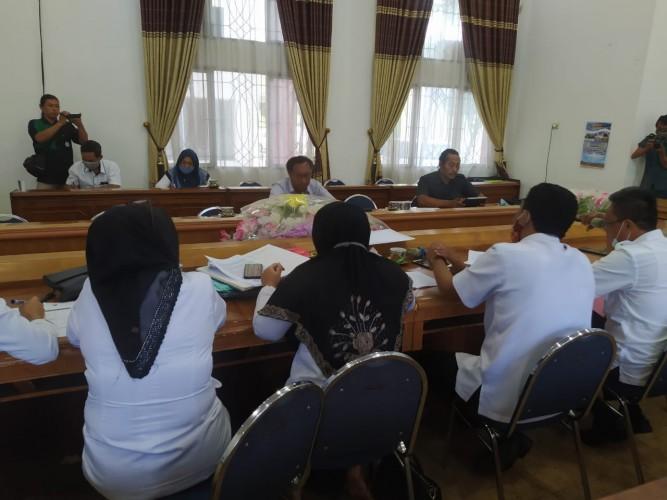 Legislator Mengindikasi Monopoli Suplai Bahan BNPT di Lamteng