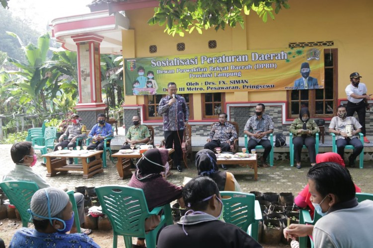 Legislator Soroti Kasus Kekerasan Anak Menonjol di Pringsewu