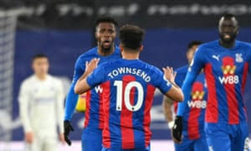 Leicester Berbagi Poin dengan Crystal Palace