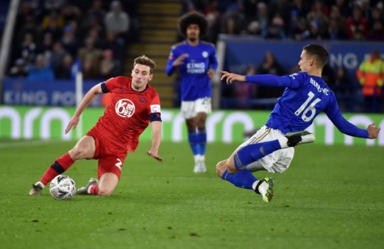 Leicester City Tekuk Wigan Dua Gol Tanpa Balas